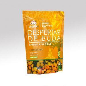 Despertar de Buda mango/baobab, Iswari
