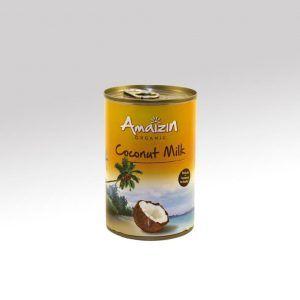 Leche de coco, Amaizin