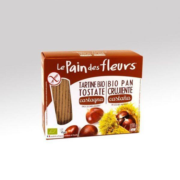 Pan crujiente de castaña, Le Pain Des Fleurs
