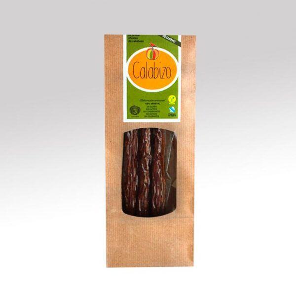 Chorizo gallego de calabaza, Calabizo