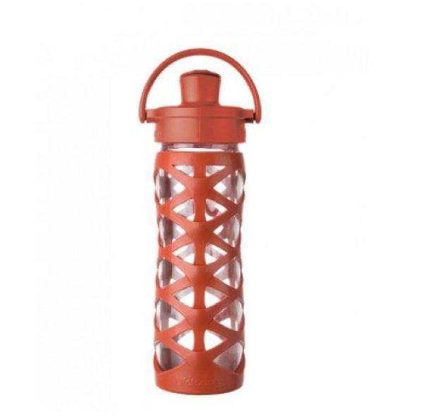 Botella 470ml Active Flip Cap Lifefactory