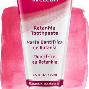 Pasta de dientes de Ratania 75ml, Weleda