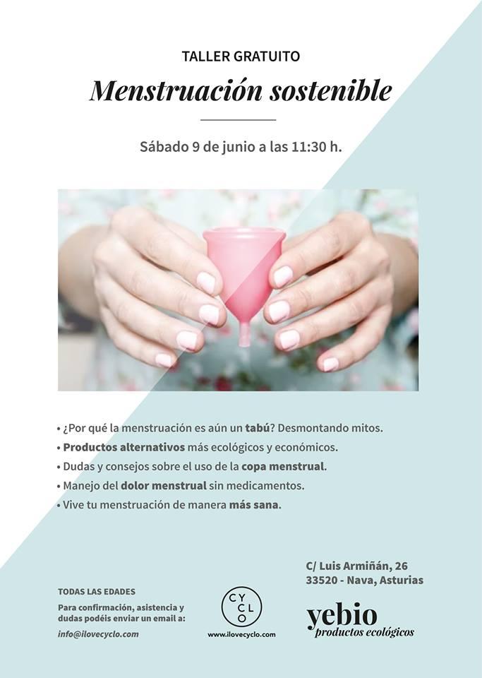 taller menstruacion