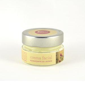 Crema facial hidratante de jazmín 70 ml, Ecoeko
