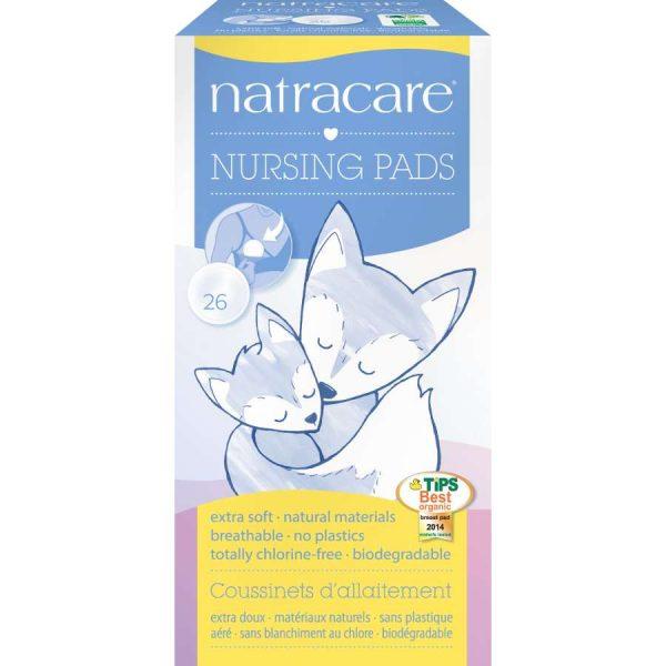 Discos de lactancia, Natracare