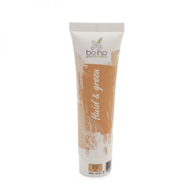 Base de maquillaje fluida 03 (30ml), Boho
