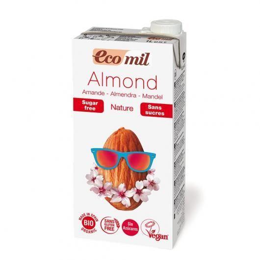 Bebida Almendra 1l, Ecomil