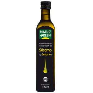 Aceite Sésamo Bio 500ml, NaturGreen