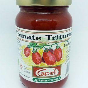 tomate triturado 350g Capell