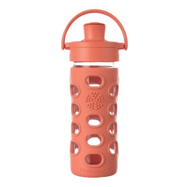 Botella 350ml Active Flip Cap, Lifefactory