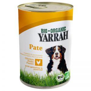 Comida húmeda en lata para perros 400 g, Yarrah