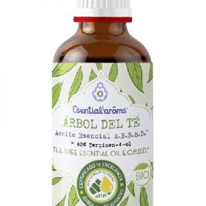 Aceite esencial árbol del té, Esential Aroms