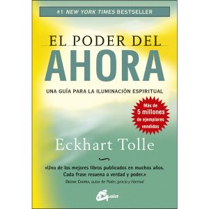 El poder del ahora, Eckhart Tolle
