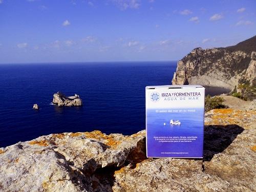 Agua de mar ultra filtrada bag in box 3l, Ibiza y Formentera