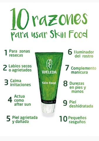 Skin Food, Weleda