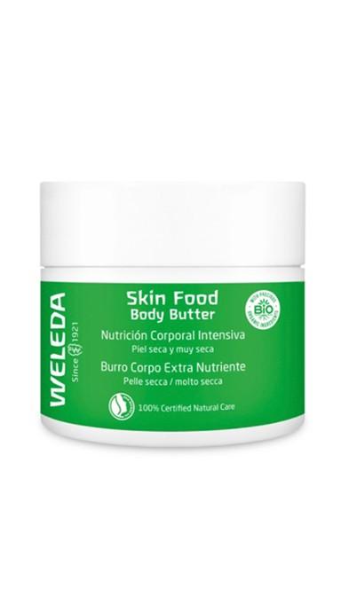 Skin Food Body Butter, nutrición corporal intensiva de Weleda