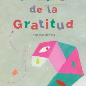 Diario de la gratitud, Cristina Núñez