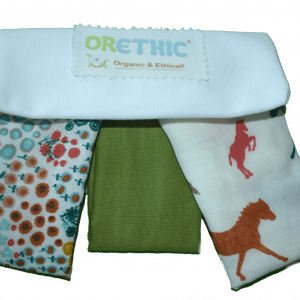 Pañuelos de algodón bio