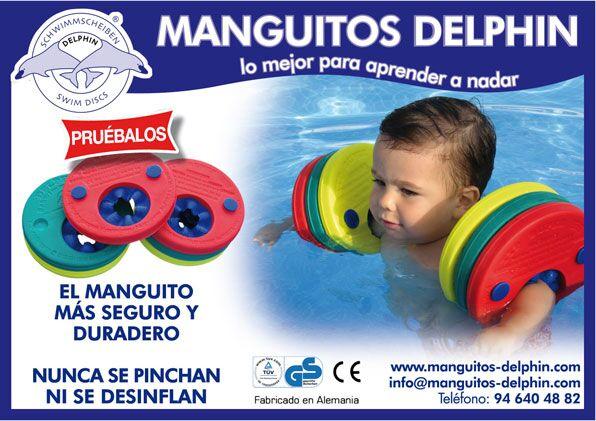 Manguitos Delphin