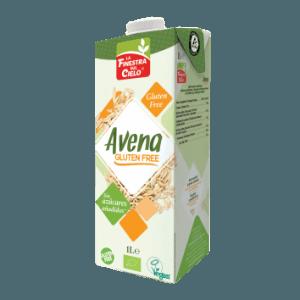 Bebida de avena sin gluten 1l, La Finestra Sul Cielo