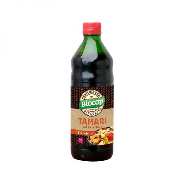 Salsa de soja tamari 500 ml, Biocop