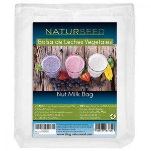 Bolsa para hacer leches vegetales, Naturseed