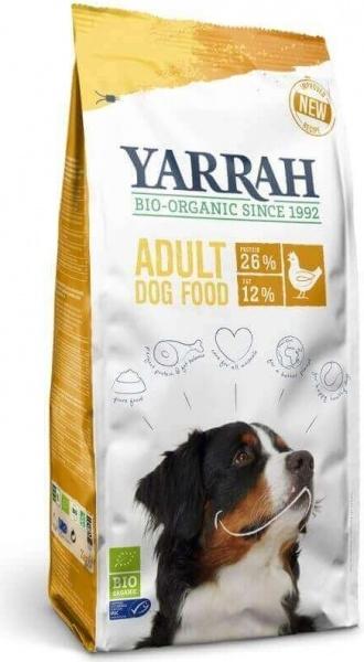 Pienso de pollo para perros adultos, Yarrah