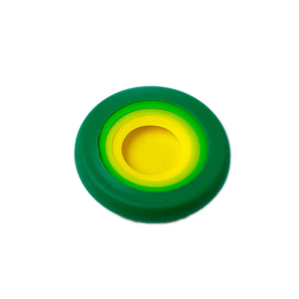microonda Guizu Tapas de Silicona El/ásticas Reutilizables Ecol/ógicas para Uso en Boles o Tarros,Tapa del taz/ón Lavavajillas Amarillo 6PCS Tapas Silicona Ajustables Cocina