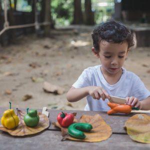 Frutas y verduras imperfectas