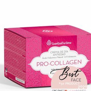 Crema facial de día ProCollagen, Esential Aroms
