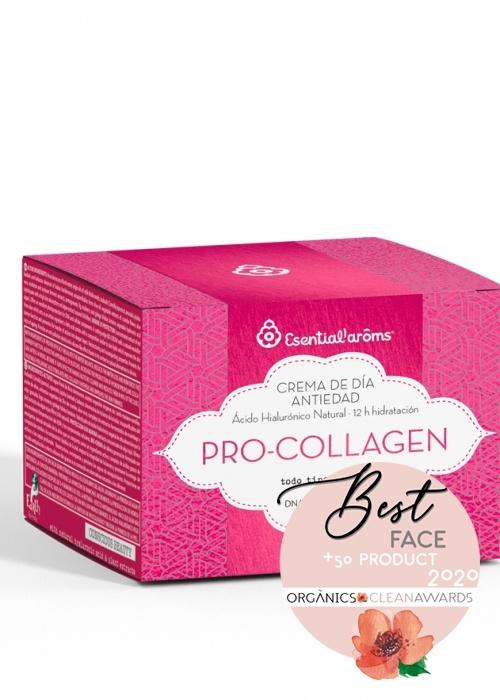 Crema facial reafirmante ecológica