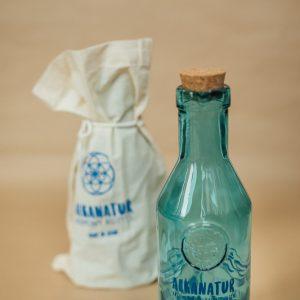 Botella Harmony, Alkanatur