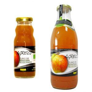Zumo de manzana, Agreco