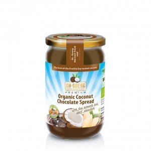 Crema de coco y chocolate, Dr Goerg