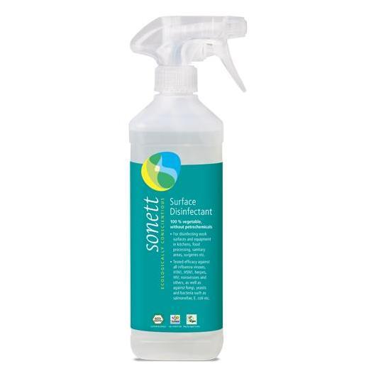 Desinfectante para superficies, Sonnet