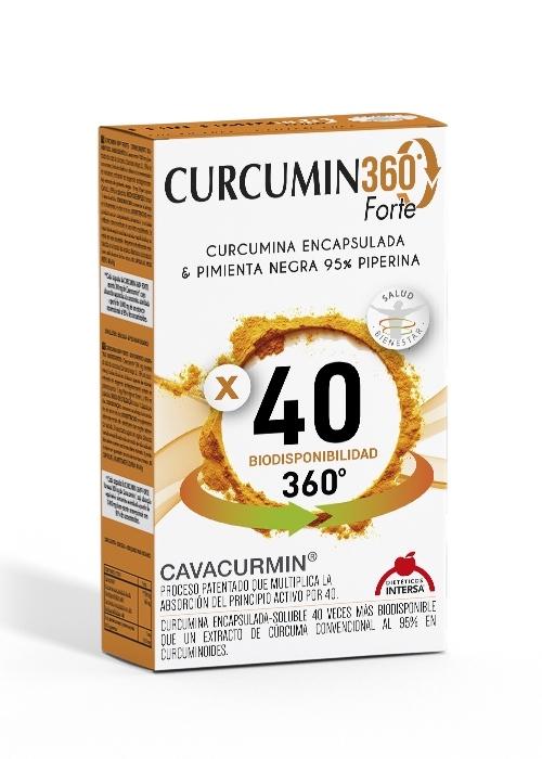 Curcumin 360 Forte, Intersa