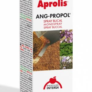 Spray bucal Ang propol, Intersa