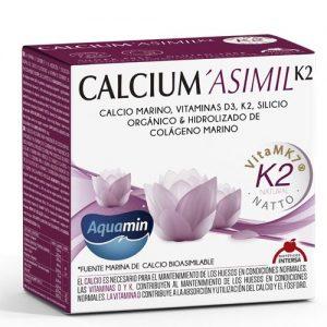Calcium asimil K2, Intersa