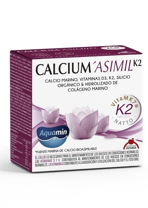 Calcium asimil K2, Intersa