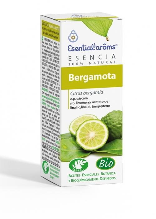 Aceite esencial de bergamota, Esential Aroms