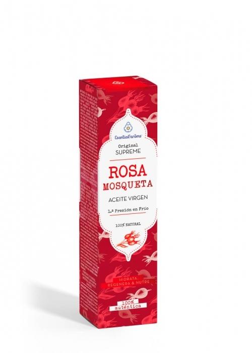 Aceite vegetal rosa mosqueta 50ml, Esential Aroms