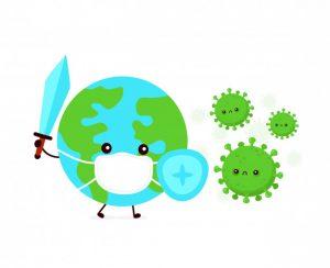 protegerse con consciencia y ecología de la covid19