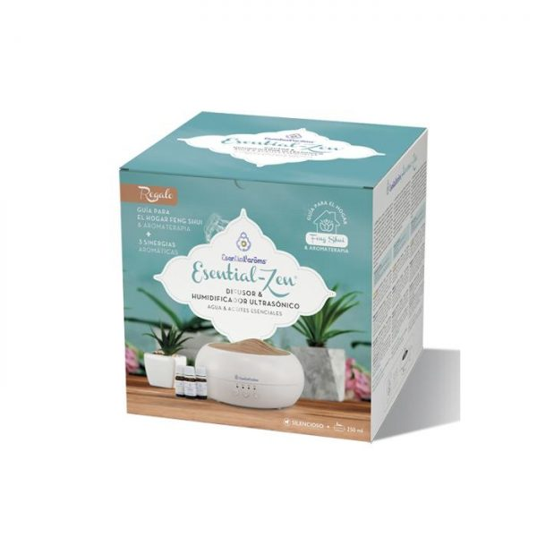 Difusor aromaterapia Esential Zen, Esential Aroms
