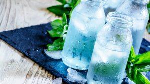 hábitos saludables beber agua