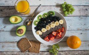 hábitos saludables desayuno contundente