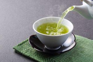 hábitos saludables te verde