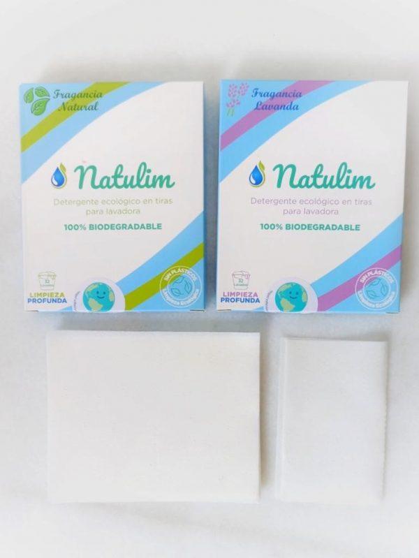 detergente ecológico natulim