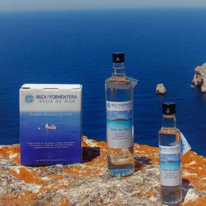 agua de mar ultrafiltrada Ibiza y Formentera