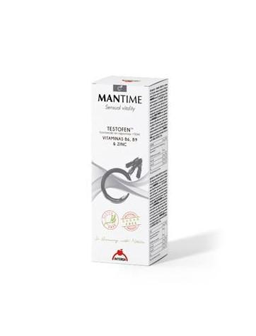 complemento nutricional para vitalidad sexual ManTime Testofen Intersalabs