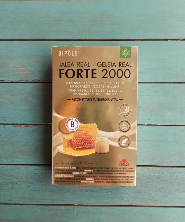 jalea real forte 2000 Bipôle
